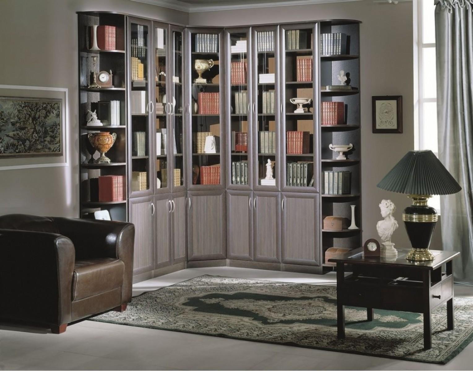 Книжный шкаф верона-2 купить недорого в интернет-магазине в .